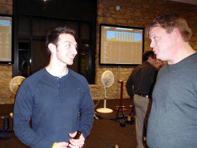 David Pico and Jon Severson - The Guys Behind Peak Region Cyclist