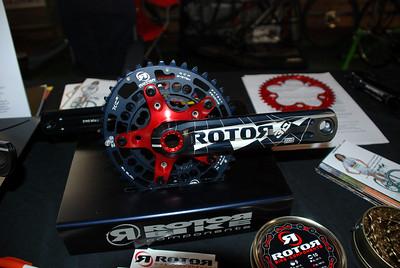 Rotor OCP Rings