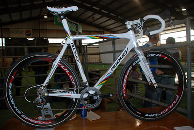 Ridley 2010 World Champion Cyclo-Cross Commemorative Bike