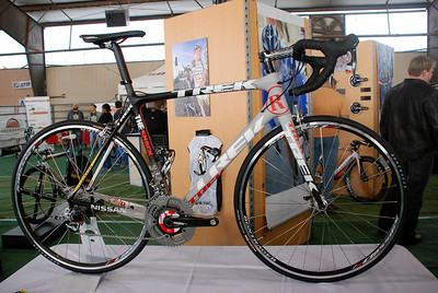 The Shack Team Bike with SRM Power Meter