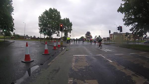 A8 Edinburgh Road at Garrowhill