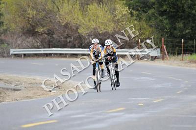 2010 Berkeley Bicycle Team Time