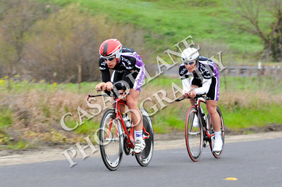 2010 Berkeley Bicycle Team Time