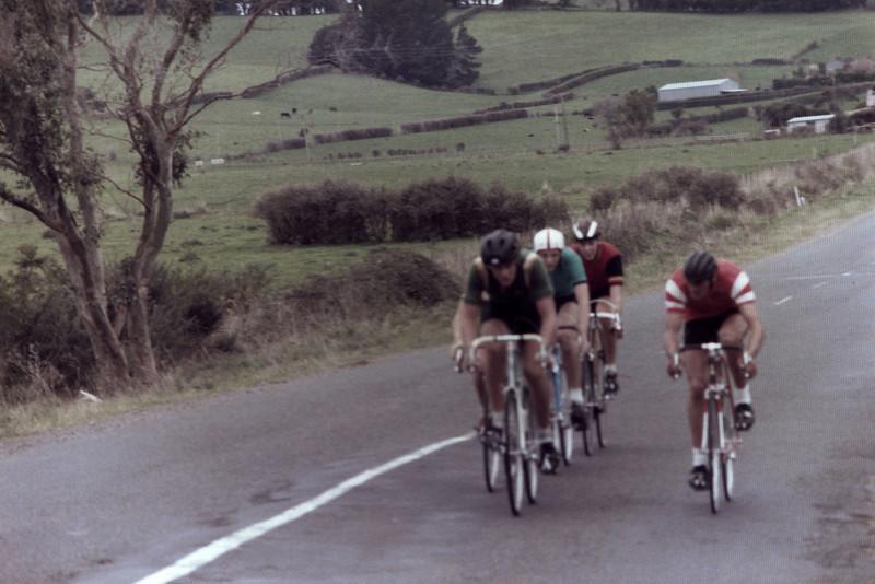 Tony first Bunch Race Win mid 1985 No 2
