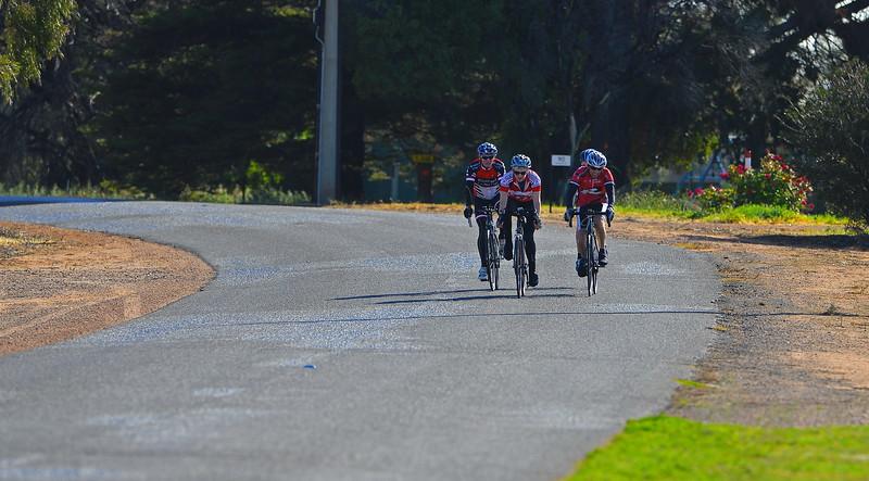 Racing at Cooltong
