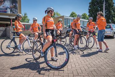 TT Course recon KNWU Junior Women Montferland