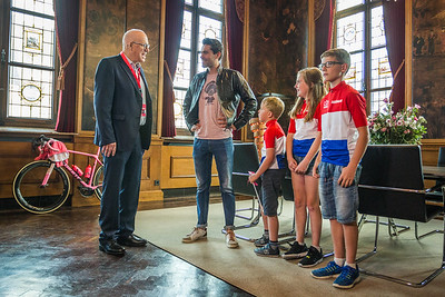 Tribute Tom Dumoulin Maastricht