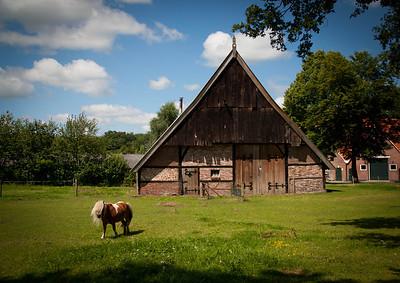 boerderijen in de Achterhoek