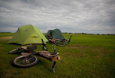 bij de boer op de camping in Aalten
