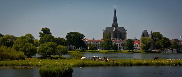 Hanzestad Kampen aan de IJssel