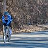 Ben Liu jumps ahead of Peter Cathcart
