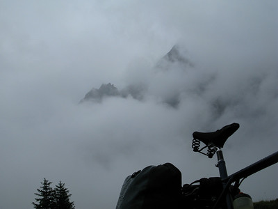 almost at the top...I should see the peaks of the Eiger and the Jungfraujoch here...but this is all in a few seconds