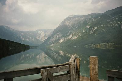 Lake of Bohinj