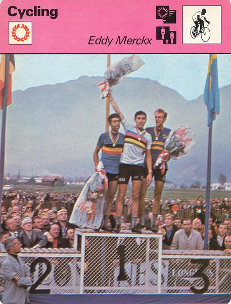 Eddy Merckx 3 Front