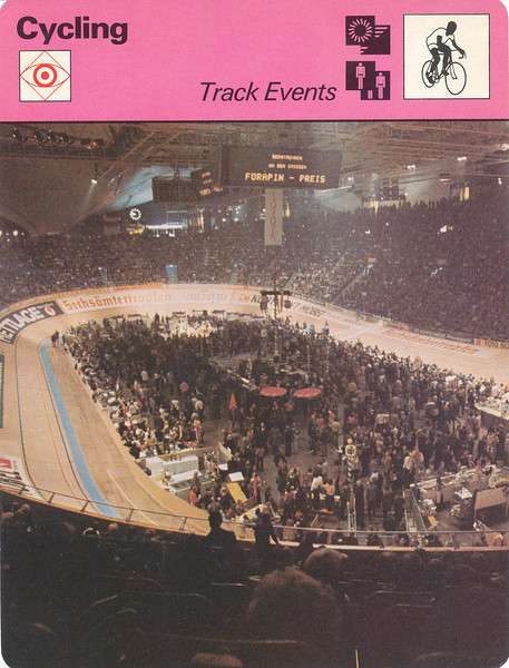 Track Events Front