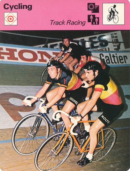 Track Racing Front