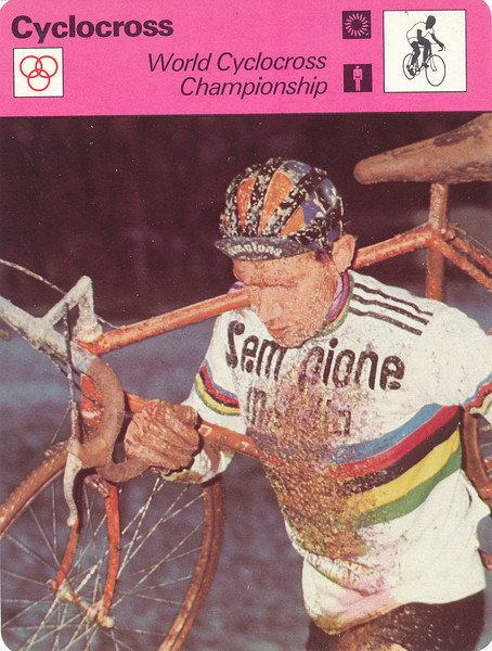 Cyclocross Front