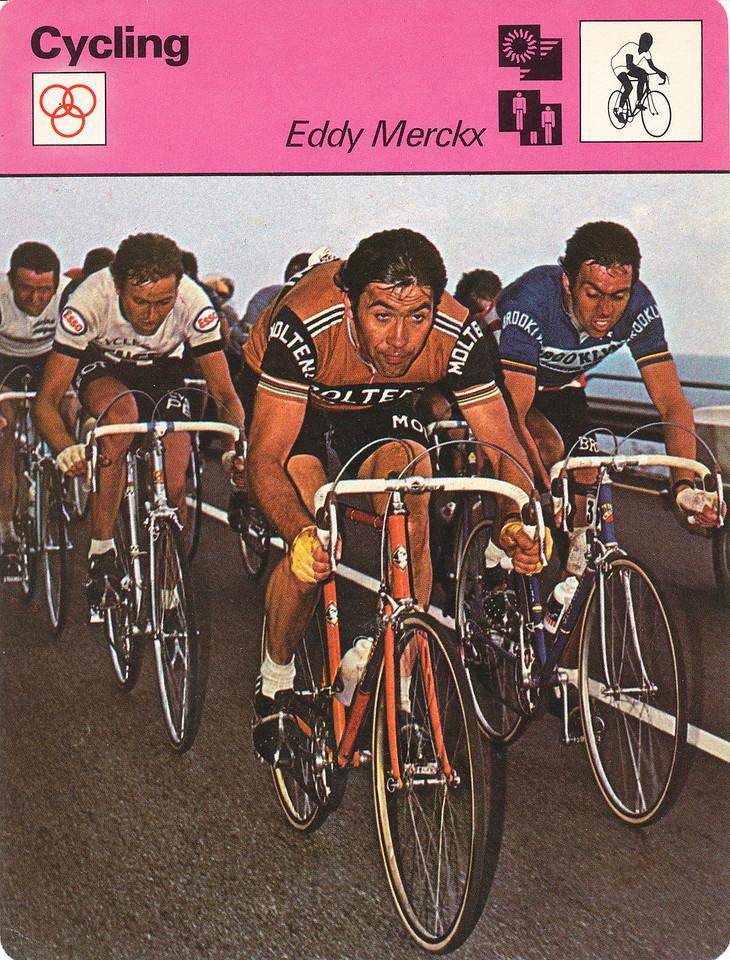 Eddy Merckx Front