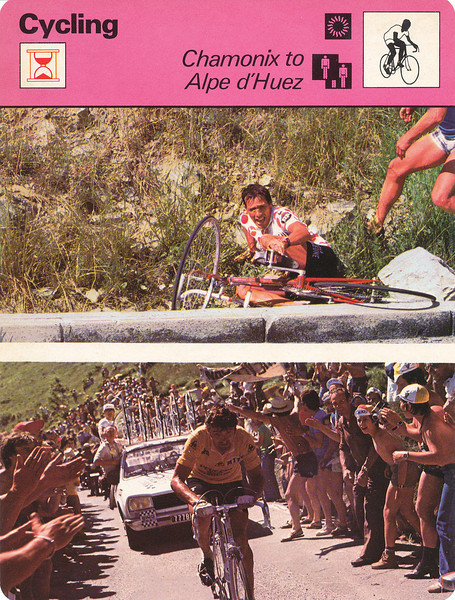 Chamonix to Alpe d'Huez Front