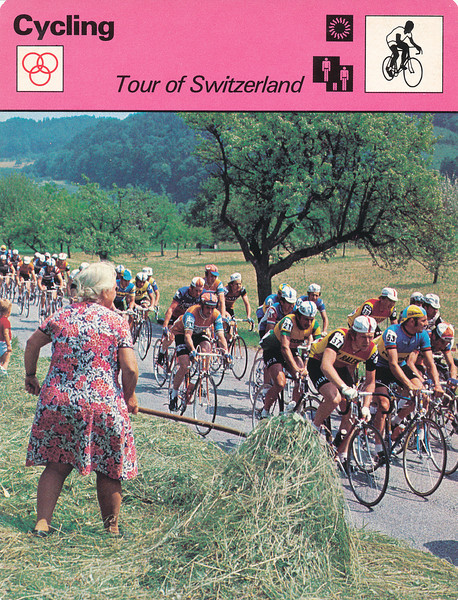 Tour of Switzerland Front