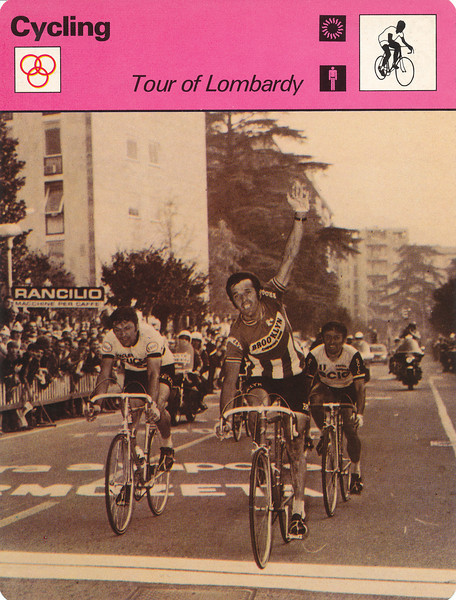 Tour of Lombardy Front