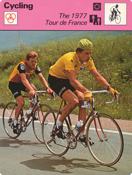 1977 TDF Front