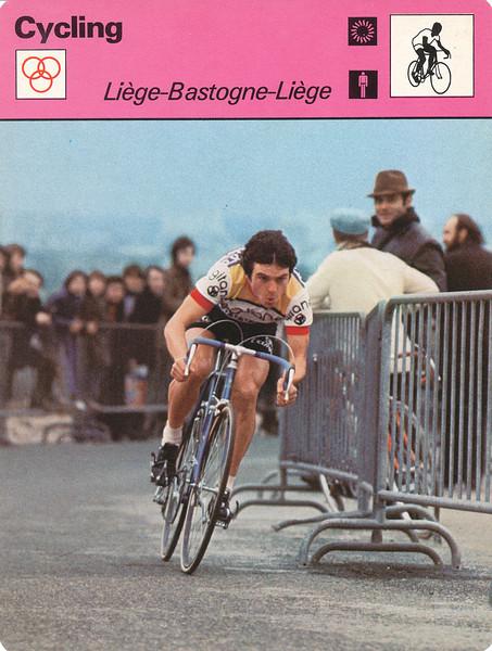 Liege-Bastogne-Liege Front
