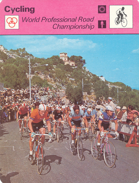 World Road Championship Front