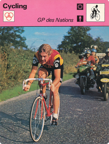 GP Des Nations Front