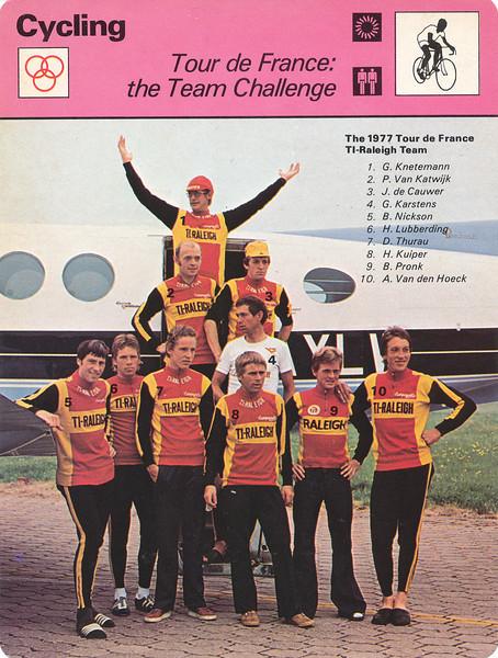 TDF Team Challenge Front