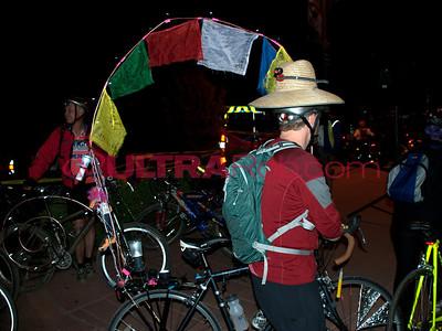Prayer Flag Bike