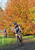 The Senior race at the Cyclocross meeting at Strathclyde Park on 13 November 2011.