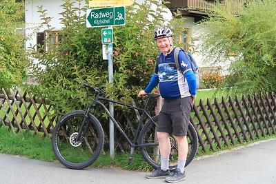 Hire bike near Kitzbuhel