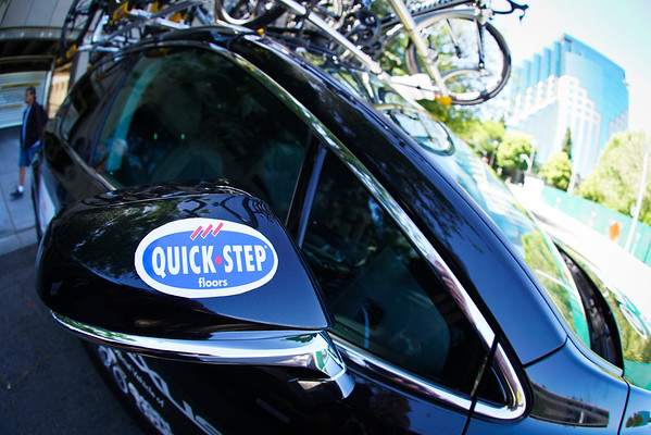 Tour of California with Quick-Step 2017