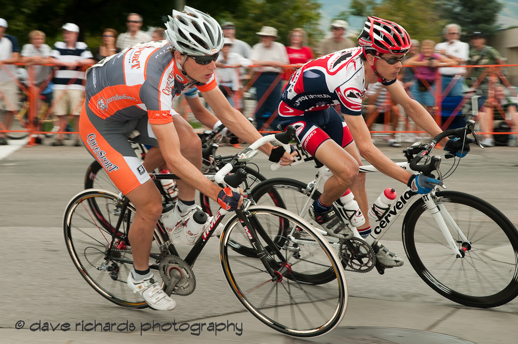 Stage 5 - Salt Lake City Downtown Crit