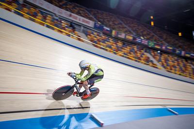 Nederlands Kampioenschap Baanwielrennen Apeldoorn 2016