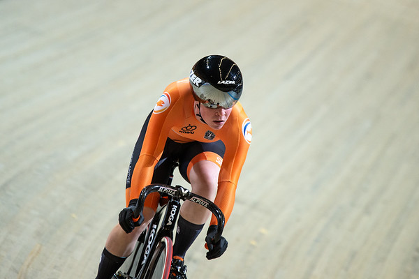 UEC Track Cycling European Championships Apeldoorn 2019