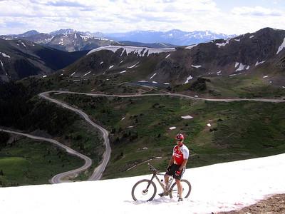 Triple Bypass - Colorado 2009
