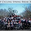 uw cycling spring break