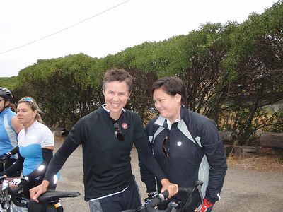 Velo Girls - Holstein 100 Training Ride #4 - Alpine Dam