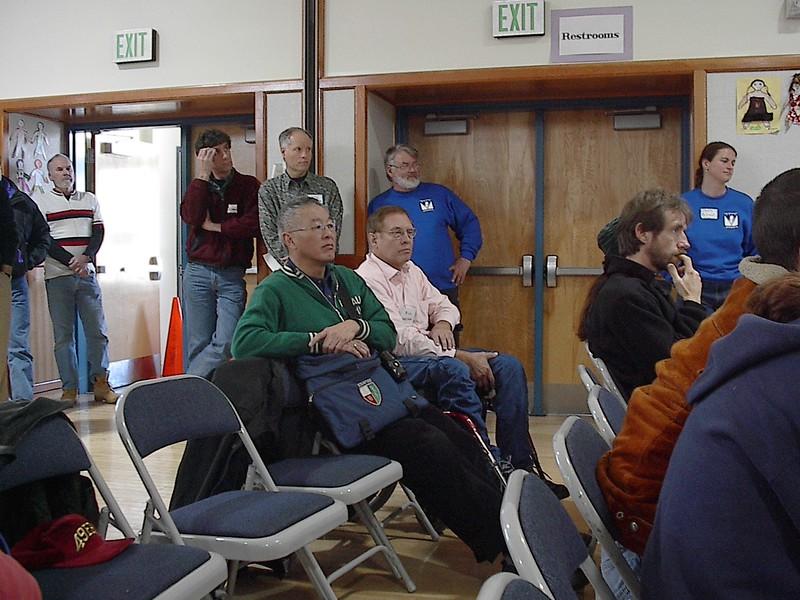 From Celebration of VeloSport Berkeley's 40th anniversary<br /> Velosport 40th 2002-03-17 at 11-51-44