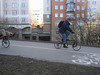 Hur många cyklar finns på denna bild?<br /> <br /> How many bikes are on this picture??