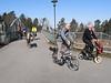 Mer om båda vikingar kommer bland resten av bilderna...<br /> <br /> More info on both folding bikes among the rest of the pictures...