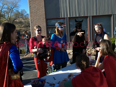 The WMBA GirlsWMBA Halloween Crit