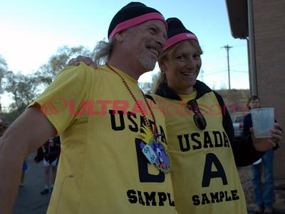 USADA Sample A and B