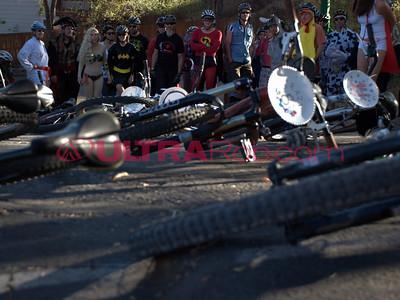 WMBA Halloween Bike Crit Start