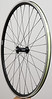 Pacenti SL23 rims<br /> Campagnolo Record hubs<br /> Sapim Laser spokes<br /> alloy nipples