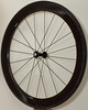 Alchemy hubs<br /> ENVE Smart System 6.7 rims<br /> Sapim CX-Ray spokes