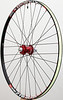 Chris King ISO hubs<br /> Stan's Arch EX rims<br /> Sapim CX-Ray spokes<br /> alloy nipples