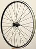 White Industries T11 hubs<br /> Pacenti SL23 rims<br /> Sapim CX-Ray/CX-Speed spokes<br /> alloy nipples<br /> two layers of Stan's yellow tape